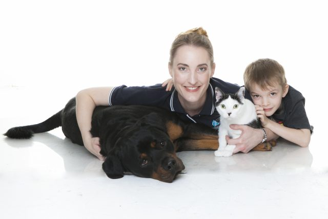 Click here to learn about Animal-Assisted Therapy