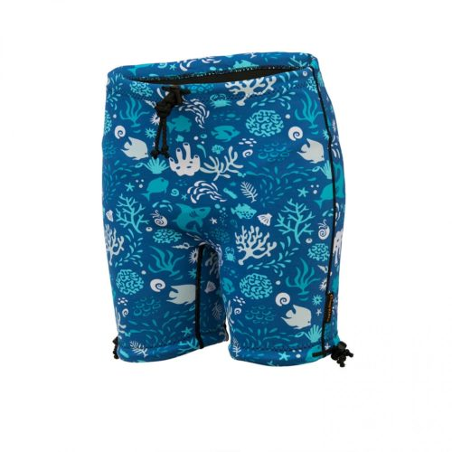 CONNI B CONTAINMENT SWIM SHORTS - KIDS